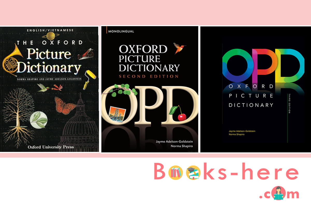 Oxford Picture Dictionary 200st 20nd 20rd edition   Books Here University