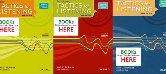 Tactics for Listening Cambridge 3rd free download