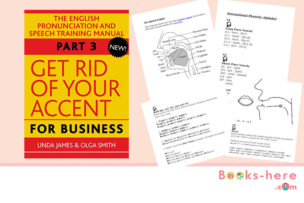 Free download English eBook:Get Rid of Your Accent for Business (Part 3).