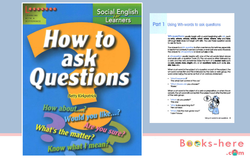 Free download eBook: How to ask a question